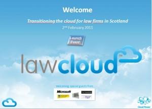LawCloud Practice Management Software Launch