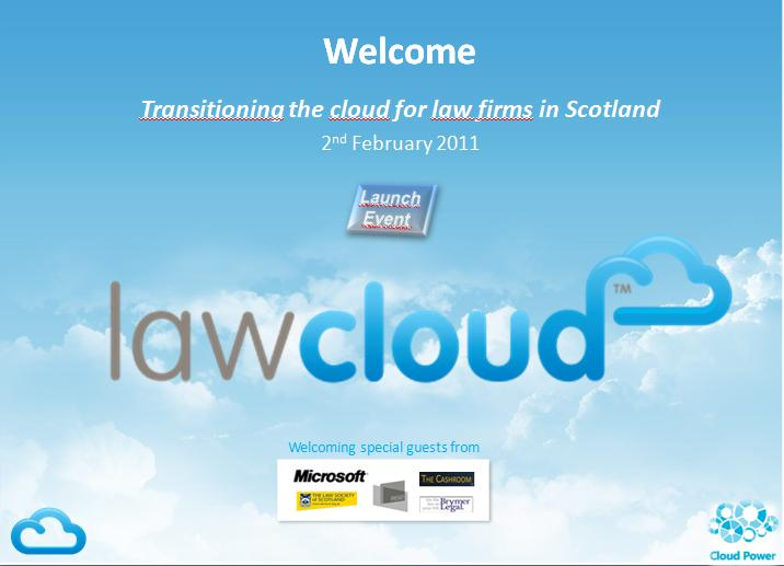 LawCloud Practice Management Software Launch