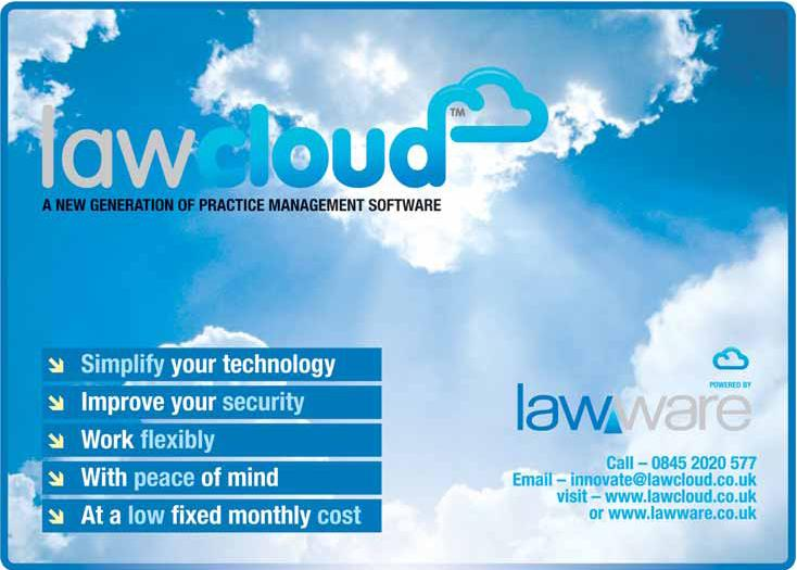 LawCloud Practice Management Image